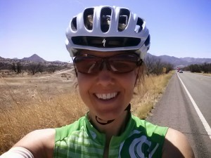 PAC Tour selfie, Coronado Nat'l Forest, AZ