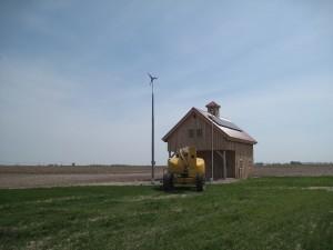 This Barn, Road Rd 22, Nebraska